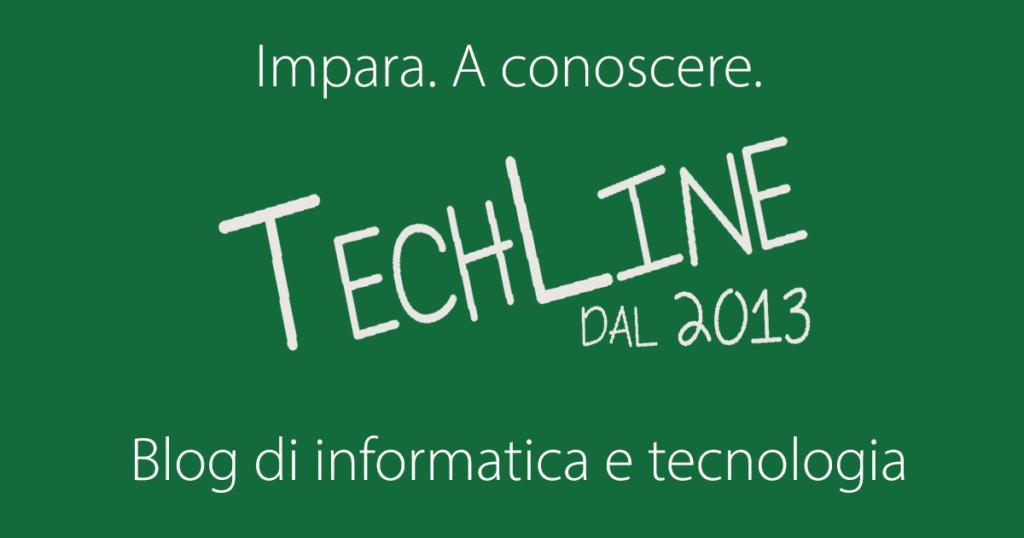 Blog informatica Techline